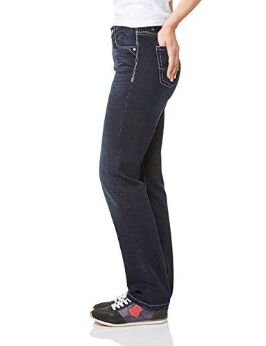 Pioneer Damen Straight Leg Jeanshose Sally Blau (dark blue stone with buffies 67)