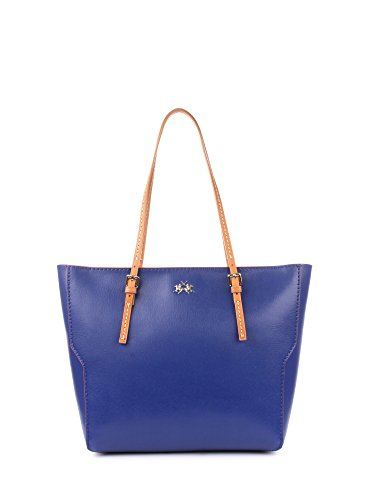 BORSA LA MARTINA SHOPPING ESTRELLA 306 001 (ELECTRIC BLUE)