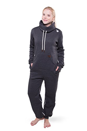 Jumpster Turtleneck Jumpsuit Overall EXQUISITE Regular fit Schwarz - 3