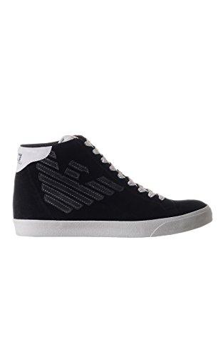 EA7 Emporio Armani 278004 4A299 00020 scarpa nera