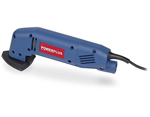 POWERPLUS POW403 LIJADORA TRIANGULAR 180W 6500RPM