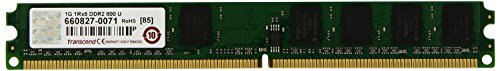 Transcend 1GB DDR2 800Mhz - Desktop Ram  available at amazon for Rs.1399