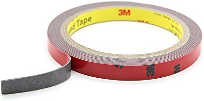 3M Car Sticker Auto Double Foam Faced Adhesive Tape