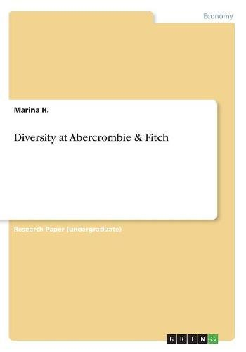 Diversity at Abercrombie & Fitch