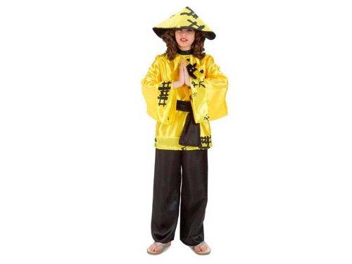 Imagen de disfraz infantil niña china  talla 8  10 años