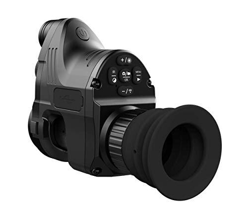 DingSheng Pard Nachtsichtgeräte Digitale HD-Einzylinder-Infrarot-Nachtsichtfernrohrjagd Tag und Nacht Dual-Use Jagd Zielfernrohr Teleskop