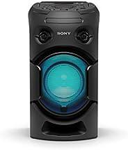 Sony MHC-V21D | High Power Audio System with Bluetooth | Hi-Fi | One Box Music System V21D - Black