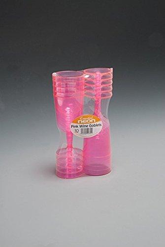 Essential Housewares Essential Neonpink 21cl Weinkelch, Rosa