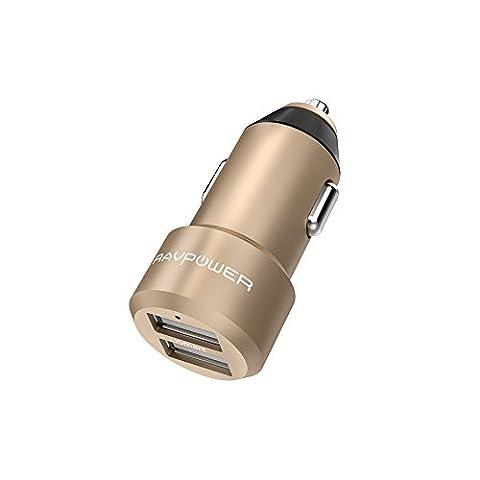 [Garantie à Vie] Extra Mini Chargeur de Voiture Allume-Cigare 2