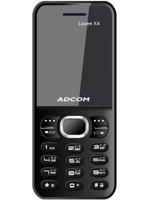 ADCOM X4 (LOVEE) DUAL SIM MOBILE