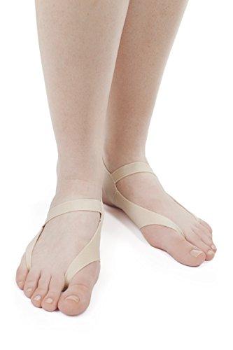 Newsbenessere.com 310o0icocDL Ashipita One Touch tutore per piedi Utile soprattutto nel trattamento della spina calcaneare, alluce valgo, piede piatto e traverso. Buona alternativa a bendaggi, steccaggi ortopedici, pad in gel, plantari, solette, separatori, nastri e unguenti. (SomniShop Set F 100)