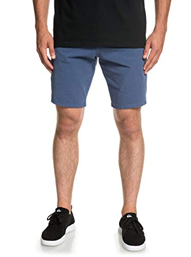 Quiksilver Everyday - Chino Shorts for Men - Chino-Shorts - Männer - 31 - Blau Everyday Chino