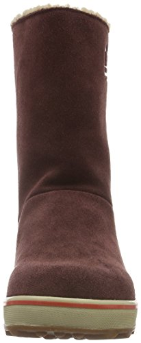 Sorel Glacy - Stivali Shearling Donna Marrone (Redwood 628Redwood 628)