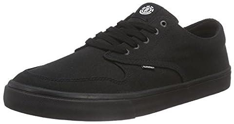 Element TOPAZ C3 B, Herren Sneakers, Schwarz (BLACK/BLACK 6915), 45 EU