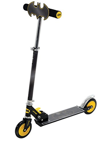 Batman M14239 Folding in Line Scooter with Plaque Best Price and Cheapest