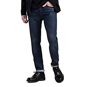 Levi's Hombre 512 Slim Taper Jeans, Azul