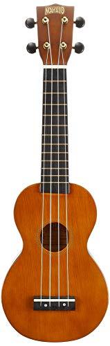 Mahalo ukulele soprano Rainbow Series starter pack-marrone naturale