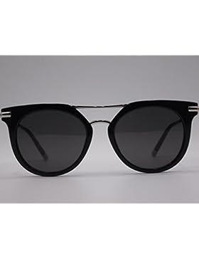 Calvin Klein Black Silver Zonnebril CK1232S/001