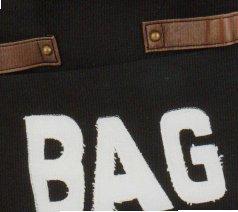 Alessandro LINO 3128 Handbag Junge Mode Damen Umhängetasche Schultertasche mit Handyfach in 2 Farben ca. 37/35/11 cm Schwarz