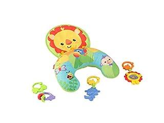 Fisher-Price Cojín Activity Léon para bebés (Mattel Y6593) (B00BLI3MUU) | Amazon Products