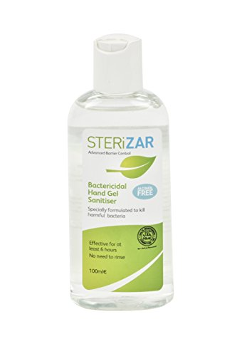 Sterizar–Producto limpiador sin alcohol mano Gel Limpiador 100ml