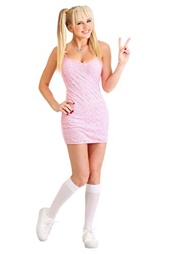 Womens Sweet Girl Power Pop Star Fancy Dress Costume Small (Children's Pop Star Kostüm)