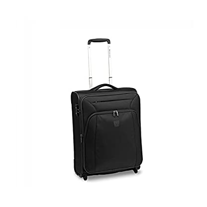 Trolley Cabina 55 Cm Upright 2 Ruote Espandibile | Roncato Tribe | 414503-Nero