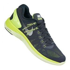 Nike  Lunareclipse 5, chaussures de course homme, Homme, noir - noir, 47.5
