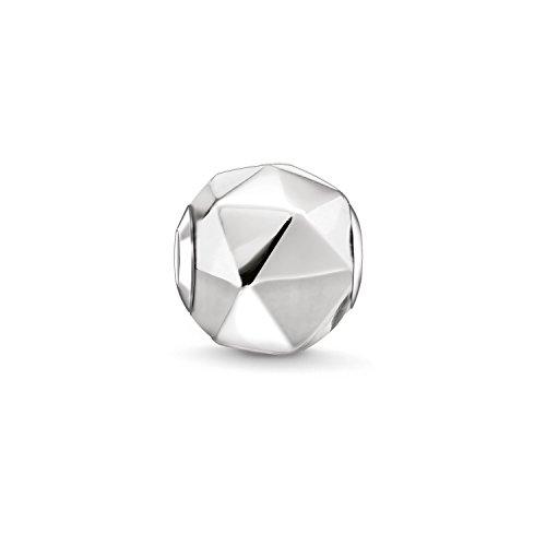 THOMAS SABO Unisex Bead Dreieck 925er Sterlingsilber K0226-001-12