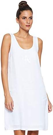 Calvin Klein Women's 2724564671-White Stra