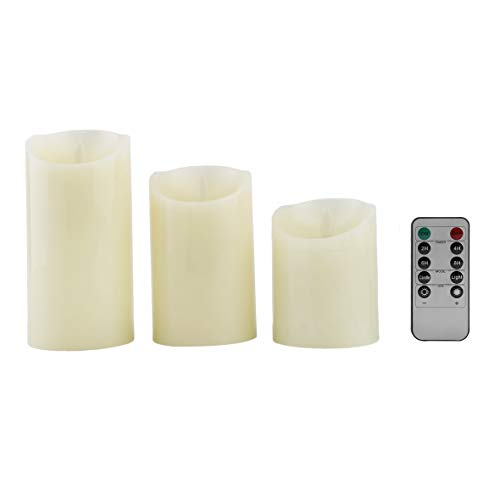 z flackernden flammenlosen led teelicht flackern Tee Kerze tanzen Batterie stimmungslichter candels Sicherheit Home Dekoration ()