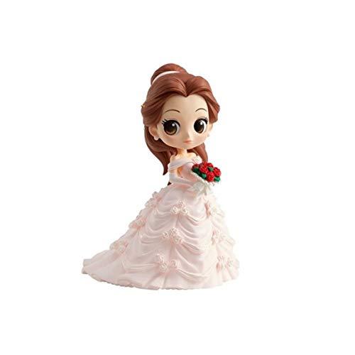 Disney - Figurine Q Posket Vestido De Novia Bella 14cm