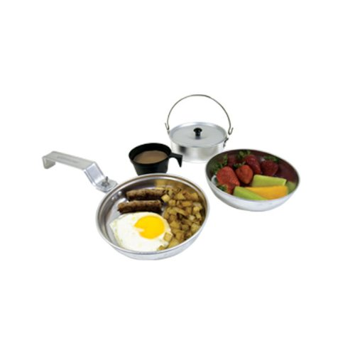 Outdoor Products CAM001WM000 Mess Kit by Outdoor Products