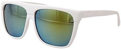 Quay 1406 - Gafas de sol para mujer, color blanco, talla única