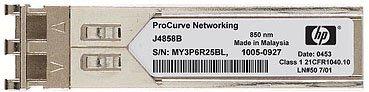 Hewlett Packard Enterprise X1211g SFP LC SX Fiber Optic 850nm 1000Mbit/s SFP Network Transceiver Modul-Network Transceiver Module (1000Mbit/s, SFP, LC, SX, Fiber Optic, 62,5/125, 50/125) - 1000 Fiber Optic
