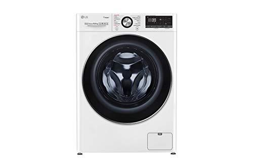 LG F4WV910P2 lavatrice Libera installazione Caricamento frontale Bianco 10,5 kg 1400 Giri/min A+++-50%