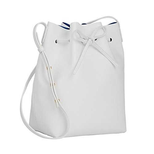 LifenewBaby , Damen Clutch blau Blue S S White L