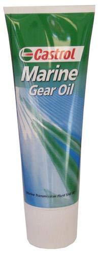 Castrol J8-MGEAO24 Marine Gear Oil SAE 90 Olio per Piede Motori MARINI FUORIBORDO