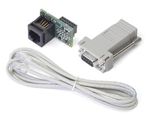 WA42 - Visonic RS232 Kit Netzteil und Software Interface für Powermax Powermax-kit