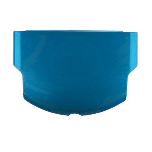 Sharplace Batteriefachdeckel Batterie Abdeckung Akkudeckel Deckel für Sony Portable PlayStation PSP 2000 3000 - Blau (Psp Slim Ersatz)