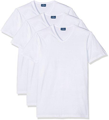 Navigare 512, maglietta intima uomo, set da 3, bianco, xxxx-large