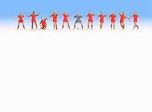 NOCH - 15967 - vía H0 - Equipo Belga de Fútbol