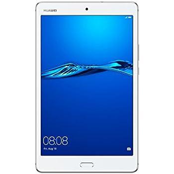 "Huawei MediaPad M3 8 Lite Wifi Tablette Tactile 8"" (32 Go, 3 Go de RAM, Android 7.0, Bluetooth, Blanc)"