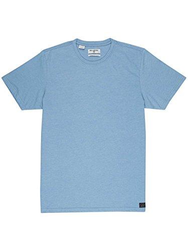 Billabong all Day Crew maglia a maniche corte Powder Blue