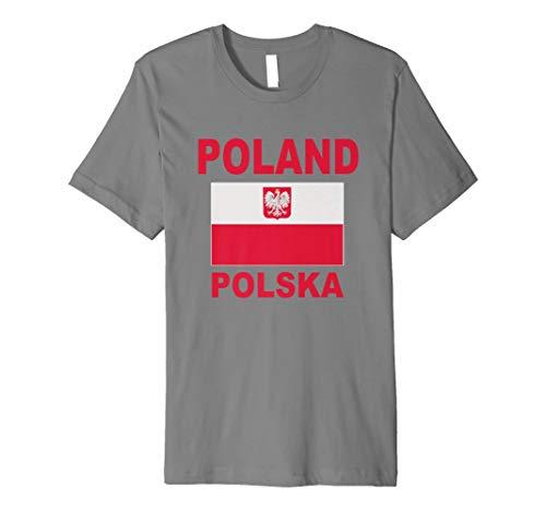 3656c3c5 Unique polska shirts le meilleur prix dans Amazon SaveMoney.es