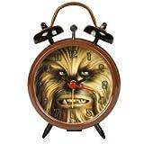 Artesanía Cerdá 260000062 Reloj Despertador Alarma, diseño Star Wars