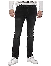 Japan Rags - Jeans JH611 - DEWEY 113NB BLACK - Homme