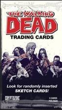 The Walking Dead Comic Series Trading Card Pack by Cryptozoic Entertainment