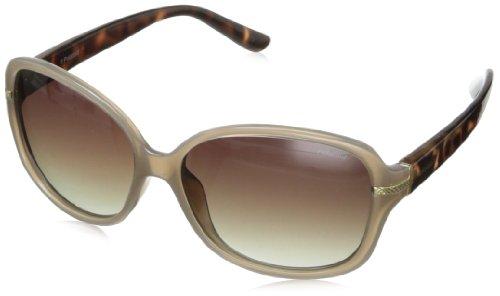Polaroid - P8419 - Sonnenbrille Damen Rechteckig - Leichtes Material - Polarisiert - Schutzkasten inklusiv