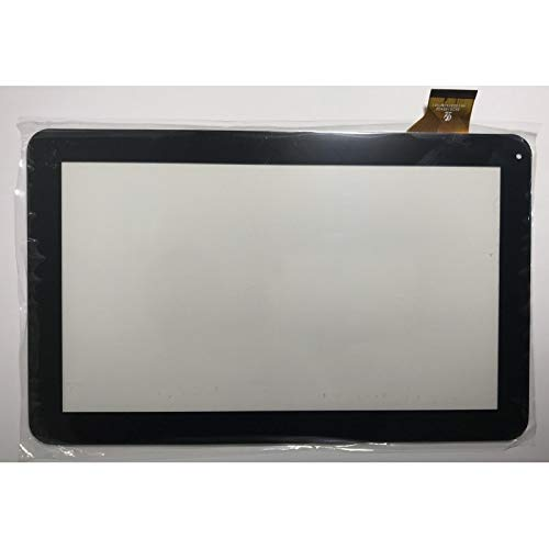 vetro tablet majestic HOUSEPC Touch Screen Majestic Tab 311 3g Vetro Tablet Digitizer 10.1 Nero